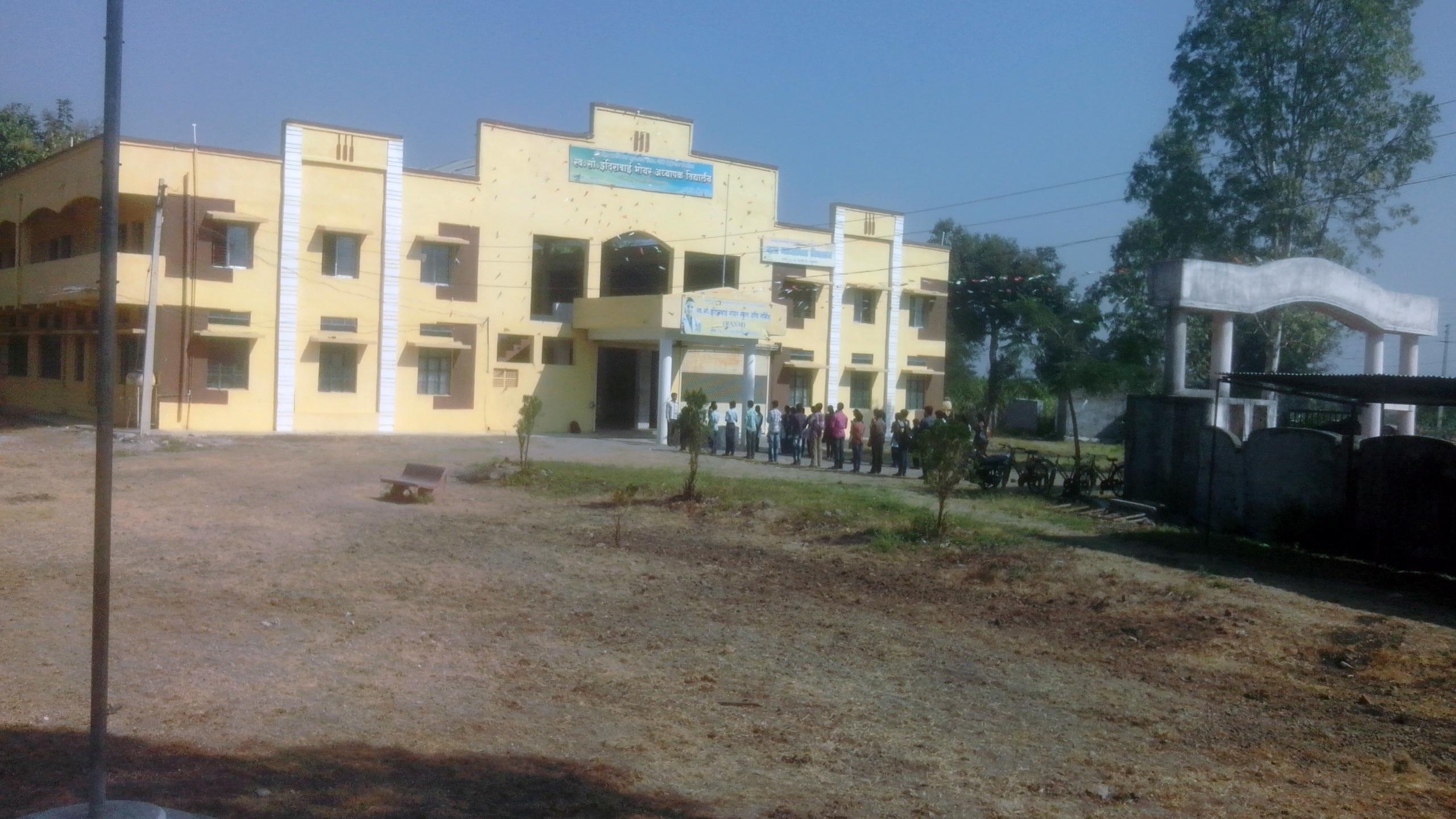 Late Sau Indirabai Bhoyar School Of Nursing, Yavatmal