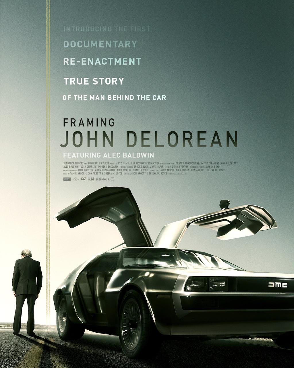 Framing John DeLorean – Exclusive interview with Tamir Ardon