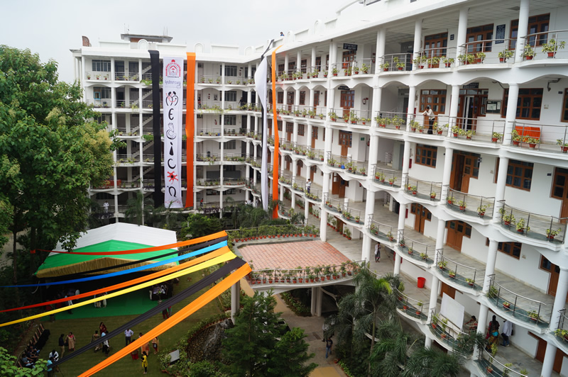 College of Nursing Era's Lucknow Medical College and Hospital Image