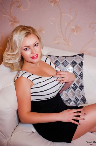 Profile photo Ukrainian bride Kristina