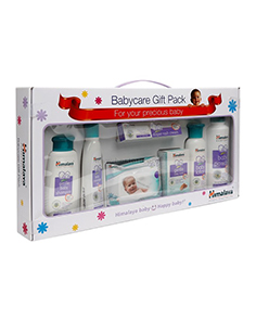 Himalaya Gift Pack Baby Care