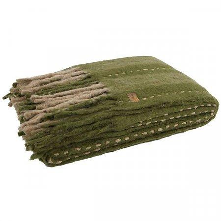 BePureHome plaid groen