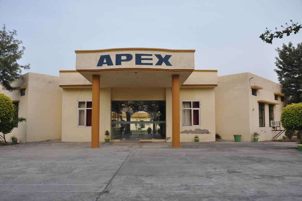 Apex Institute of VLDD