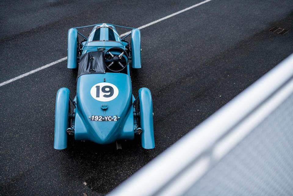 1936 Delahaye 135 S Competition set for Bonhams Monaco sale