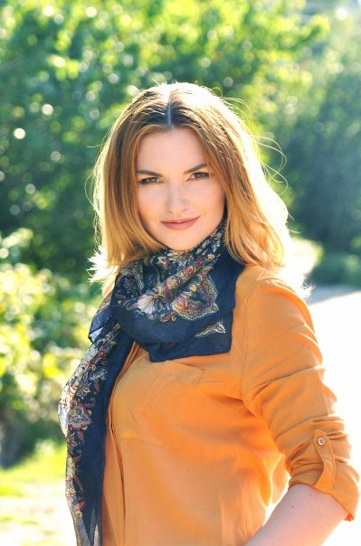 Profile photo Ukrainian women Nelya