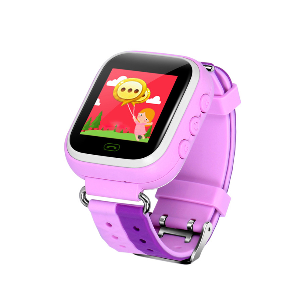 Tracking Devices Q18 Screen Touch Children Kid Sos Call Gprs Location Device Tracker