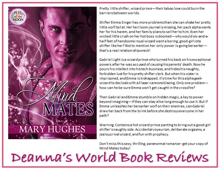Mind Mates by Mary Hughes blurb
