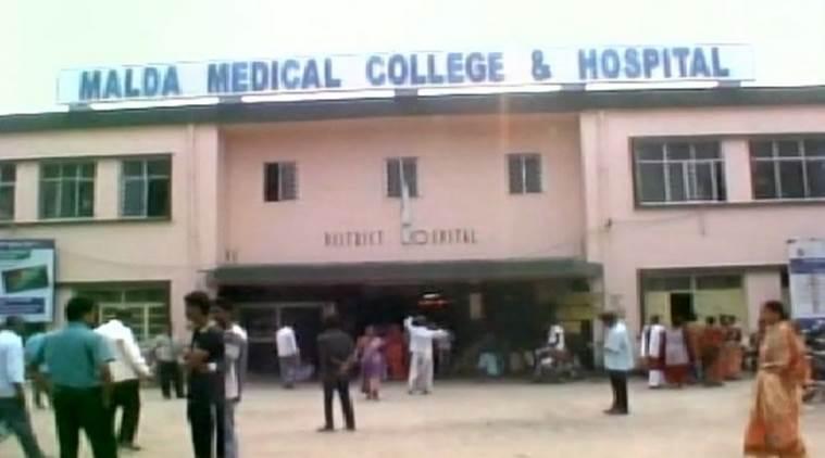 Nursing Training School, District Hospital