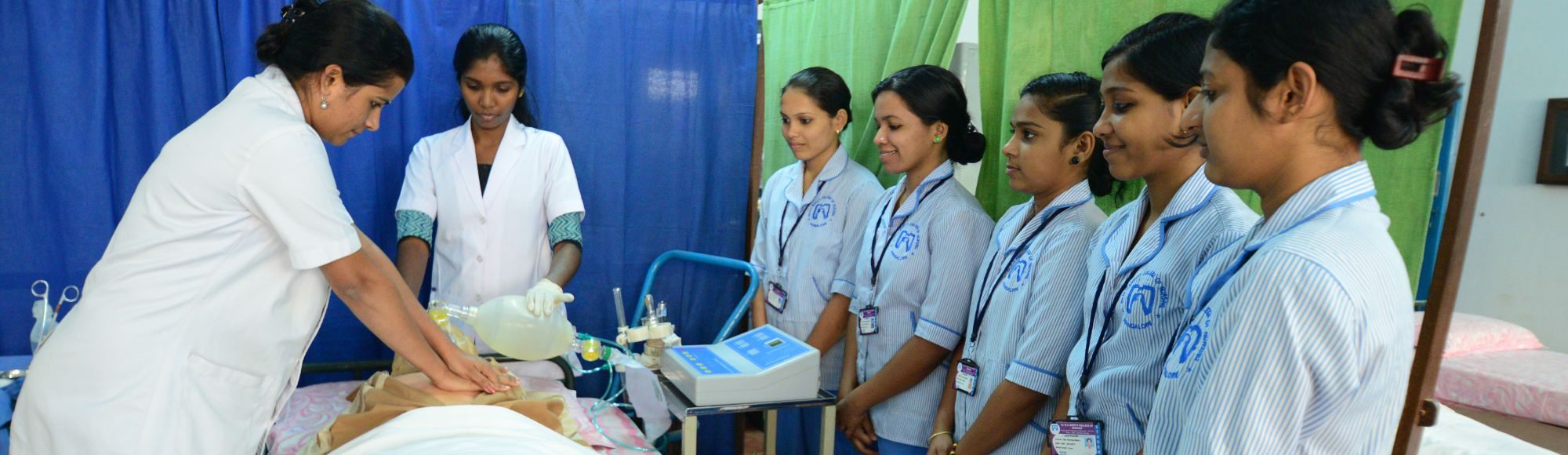 Dr. MV Shetty College of Nursing Image