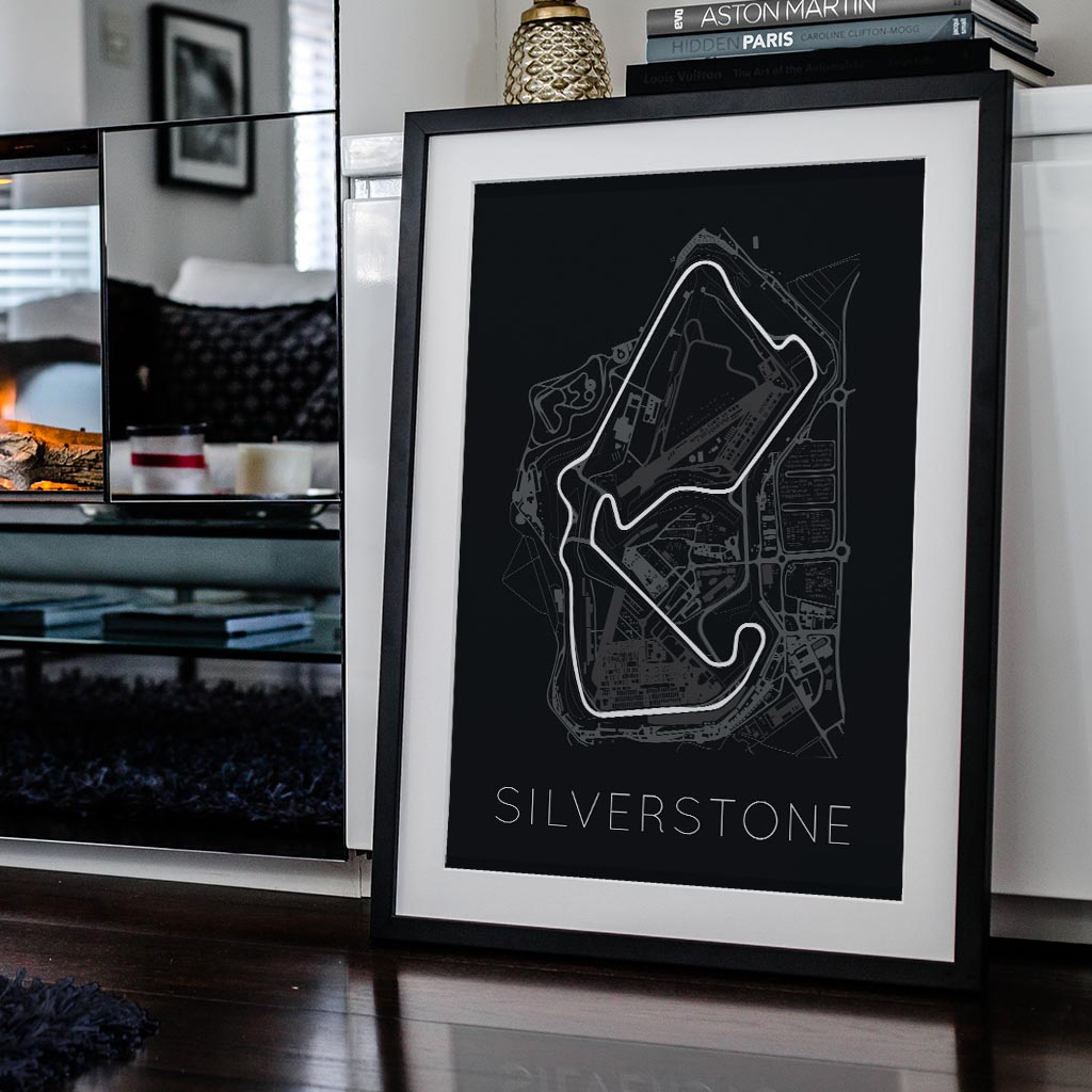 Cool classic car prints for Petrolheads by Rear View Prints