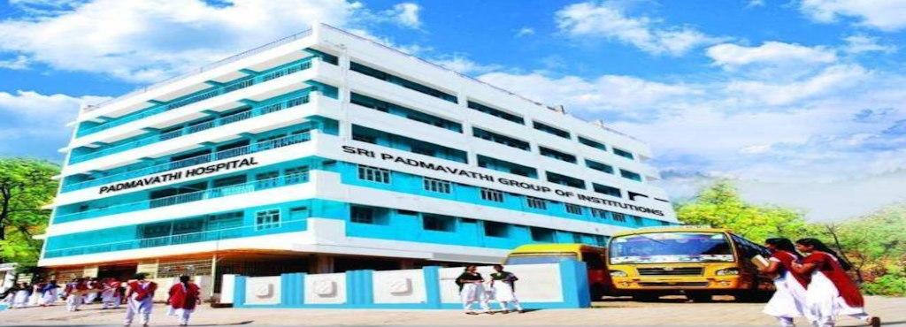 Sri Padmavathi College of Nursing, Anantapur Image