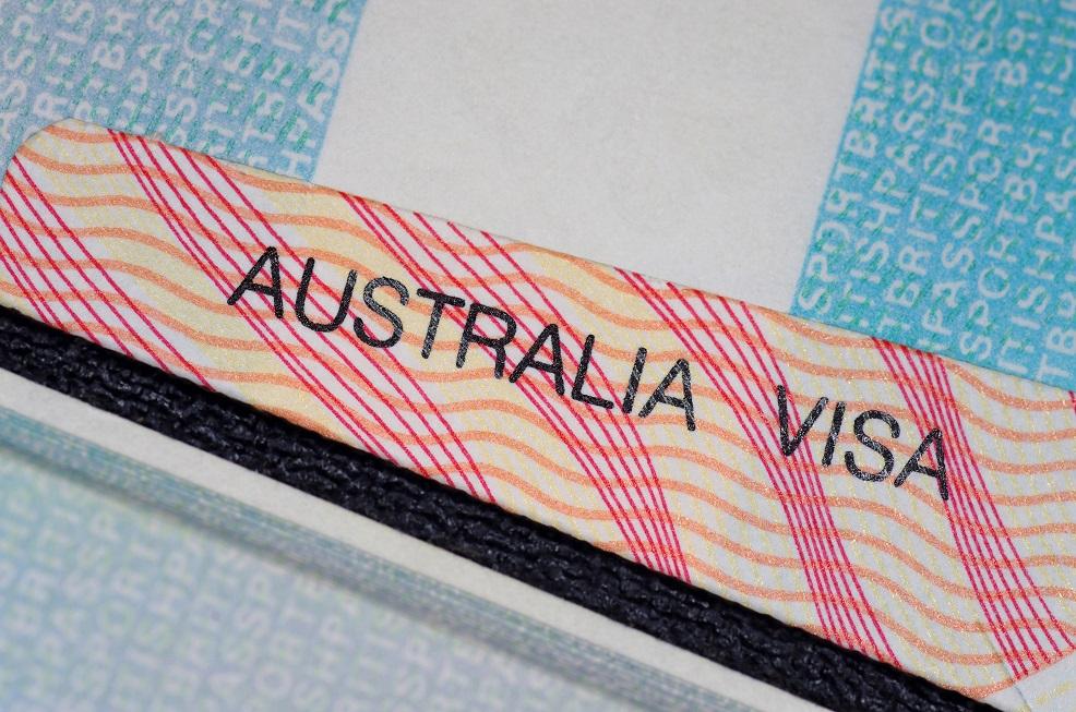 Australian Visa Image