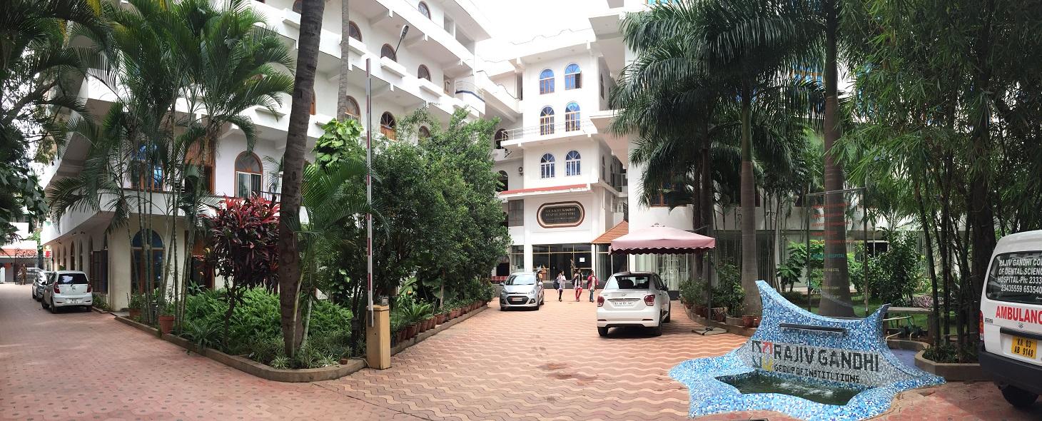 Sri Rajiv Gandhi College of Dental Sciences and Hospital, Cholanaga Image