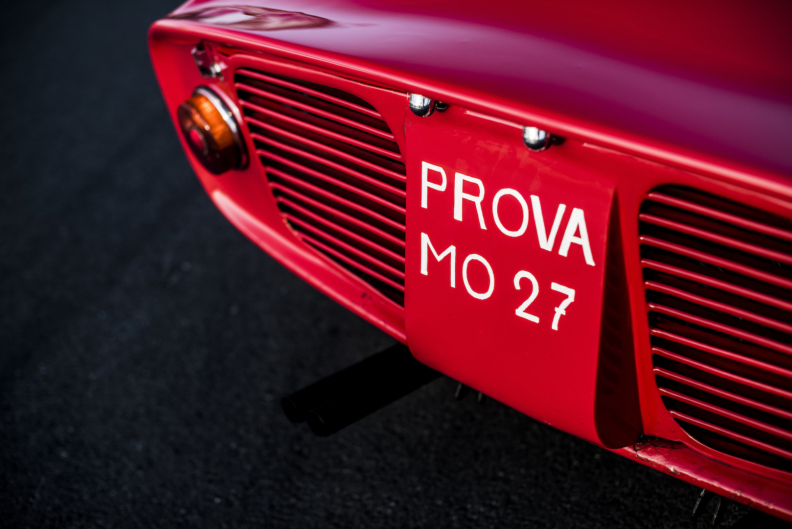 Take to the Road News Two-Time Le Mans Winning 1963 Ferrari 275 P offered for Private Sale