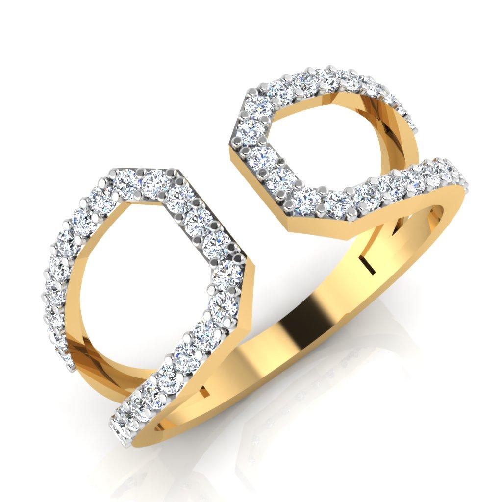 The Sherin Diamond Ring