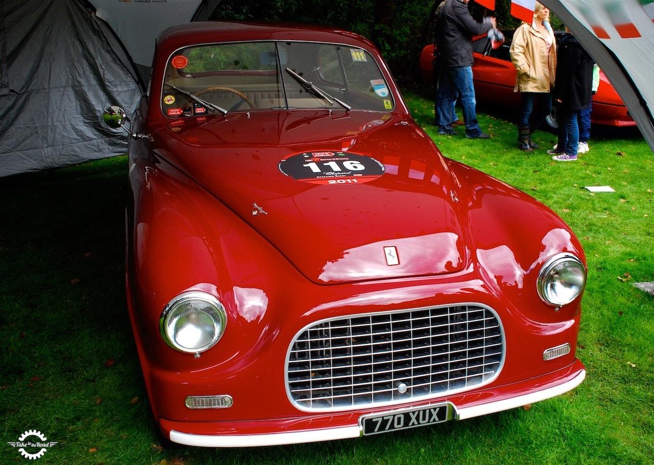 Take to the Road News Ferrari 166 Inter