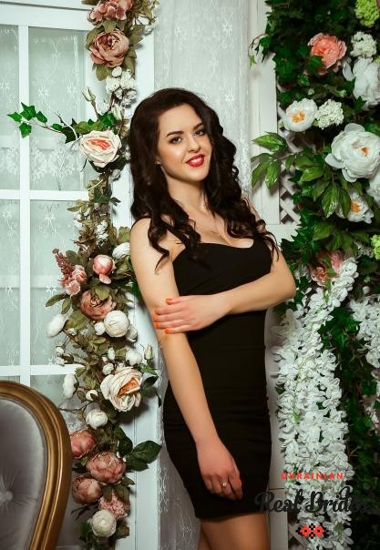 Photo gallery №3 Ukrainian bride Viktoriya
