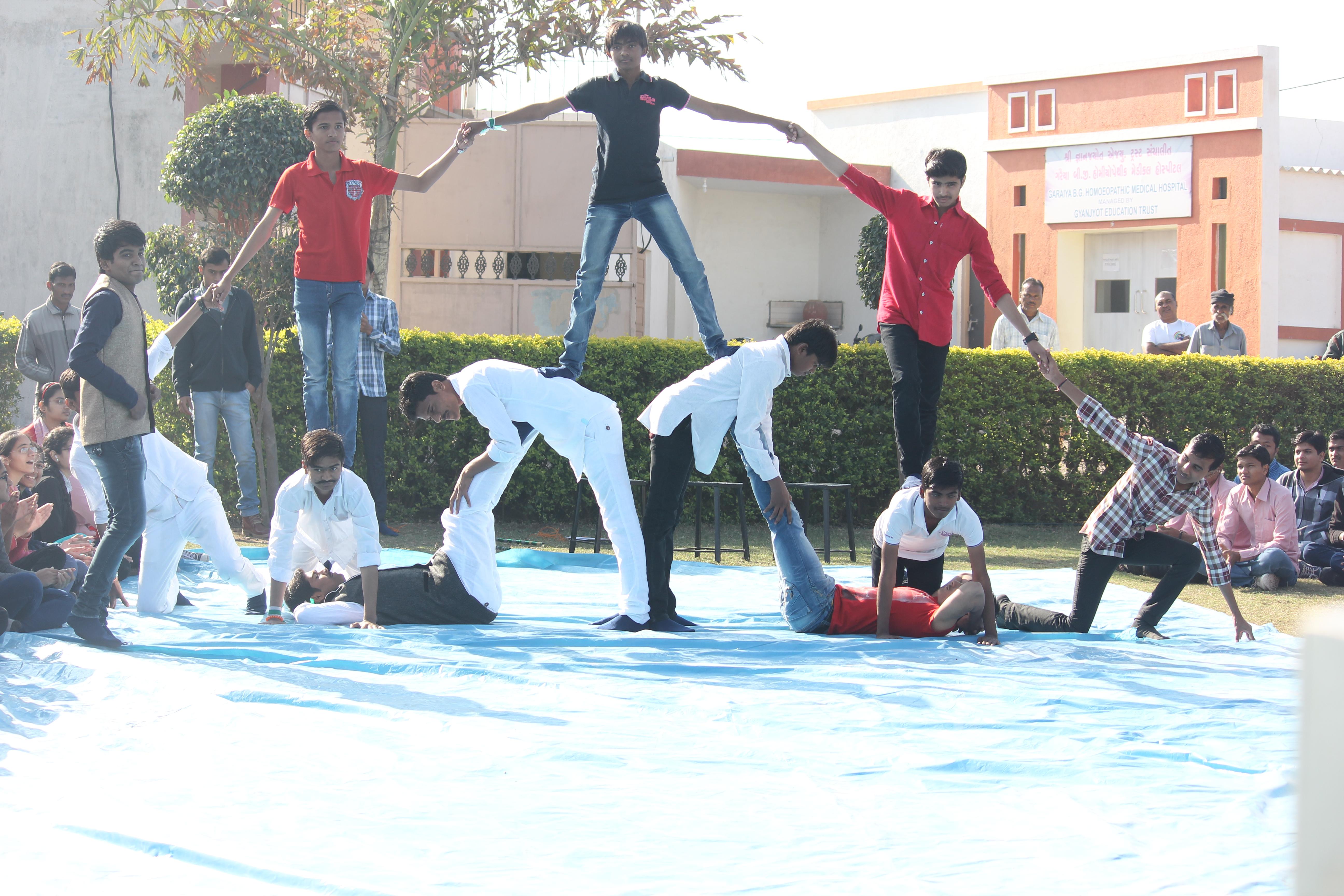 Gyan Jyot Educational Trust B.G.Garaiya Homoeophatic Medical College Image