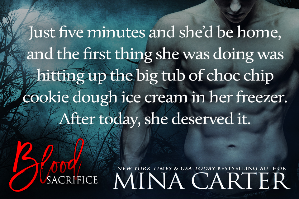 Blood Sacrifice by Mina Carter teaser 1