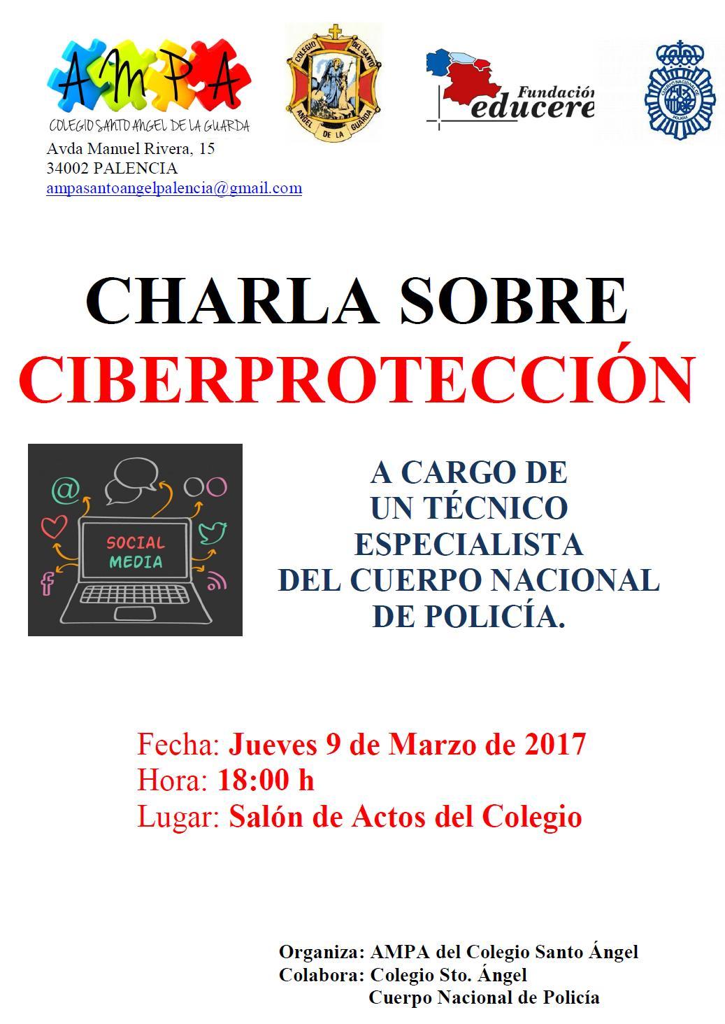 Charla ciberseguridad