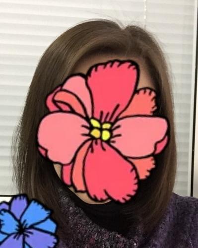 Волосы сразу после процедуры ботокс волос
