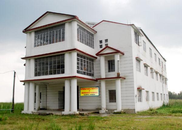 INTERNATIONAL INSTITUTE OF MANAGEMENT SCIENCES