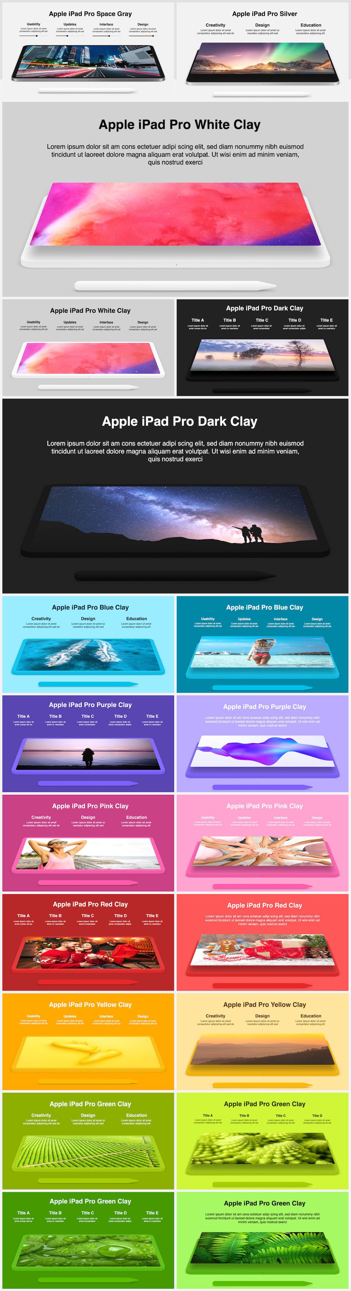 Huge Infographics Bundle! Lifetime Updates! PowerPoint, Photoshop, Illustrator. - 86