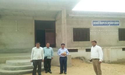 Arawali Shiksha and Anusandhan Sansthan, Sikar