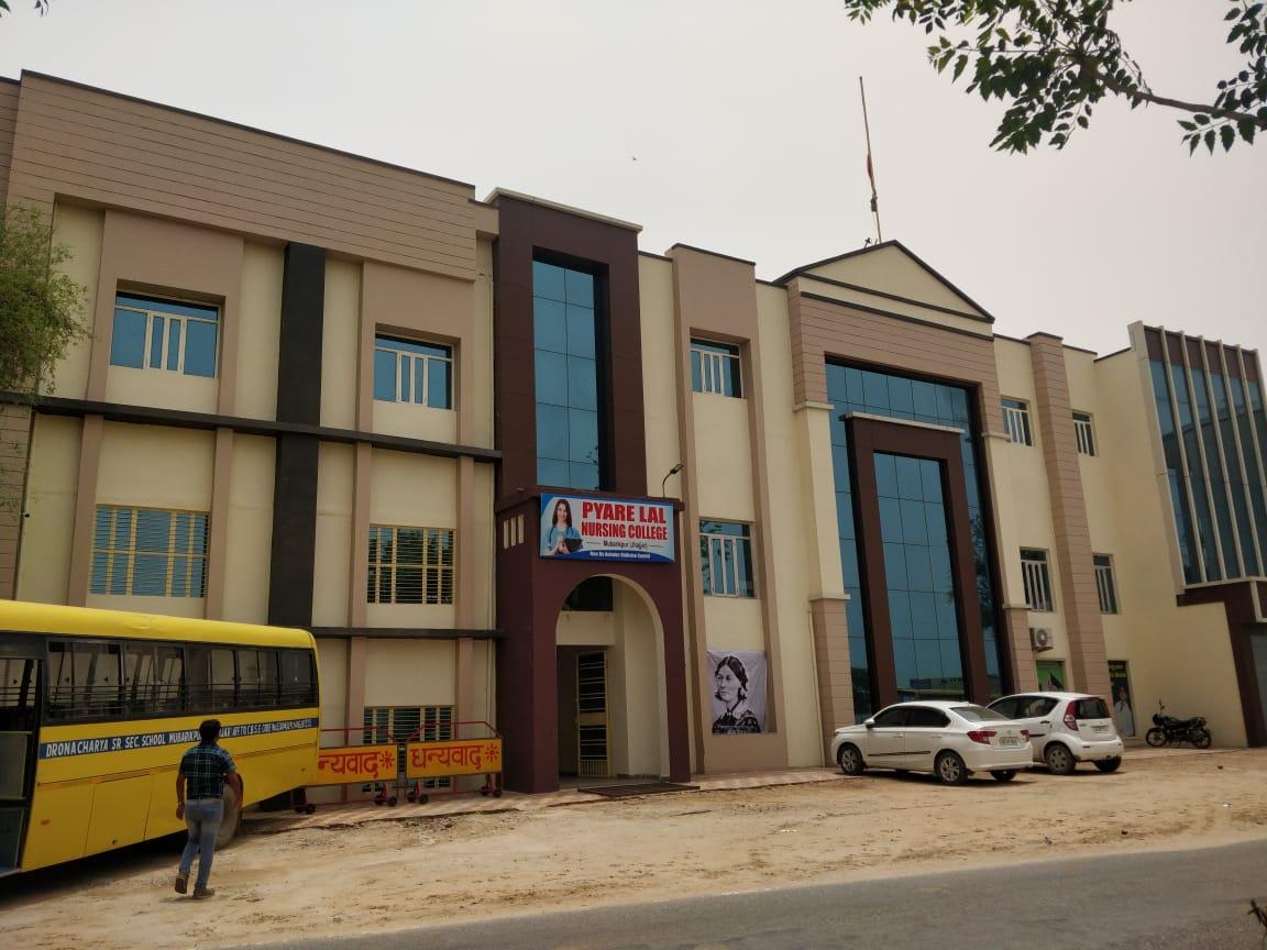 Pyare Lal College of Nursing, Jhajjar