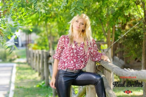 Photo gallery №9 Ukrainian women Svetlana