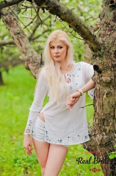 Profile photo Ukrainian lady Alexandra