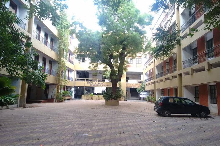 City C.U.Shah Commerce College, Ahmedabad