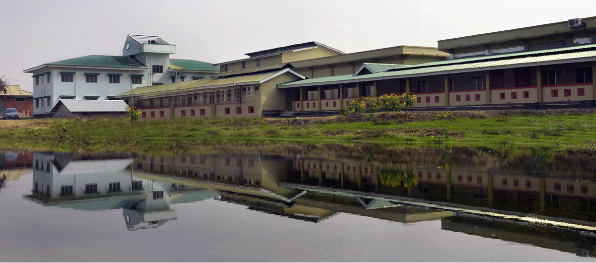 IIIT (Indian Institute of Information Technology), Manipur Image