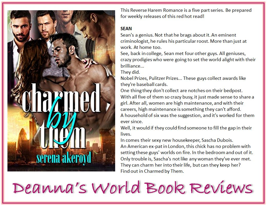 Charmed By Them by Serena Akeroyd blurb