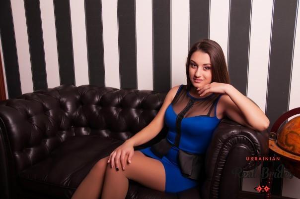 Photo gallery №8 Ukrainian bride Lyudmila