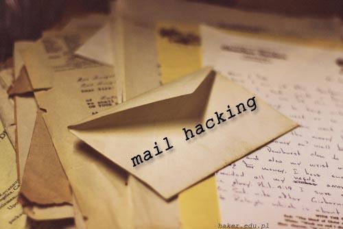 Jak włamać się na pocztę e-mail - mail hacking