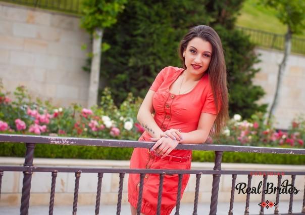 Photo gallery №9 Ukrainian bride Lyudmila