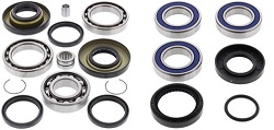 Rear Axle and Differential Bearings Combo Kit Honda TRX250TE Recon 2002-2017