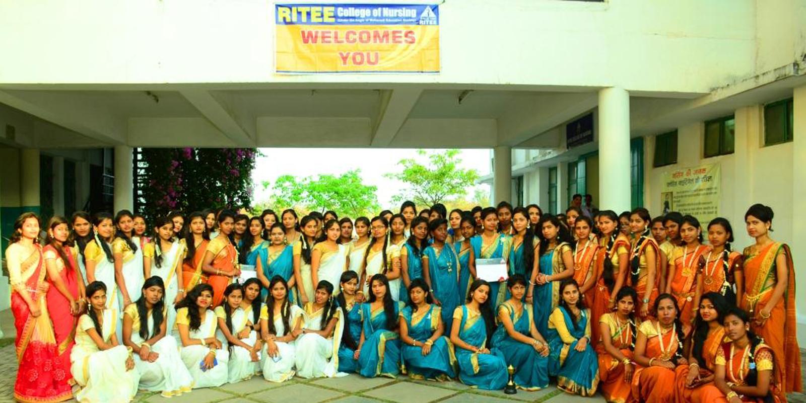 R I T E E College Of Nursing Image