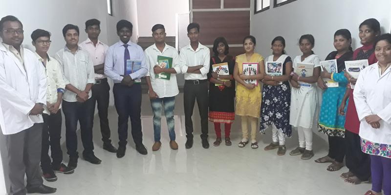 Dr Deepak Patil Nursing Institute Image