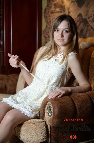 Profile photo Ukrainian bride Olga