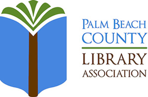 Palm Beach County Library Association Logo