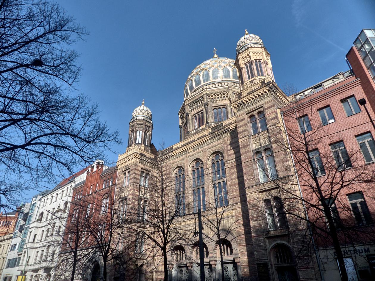 Nueva Sinagoga de Berlín