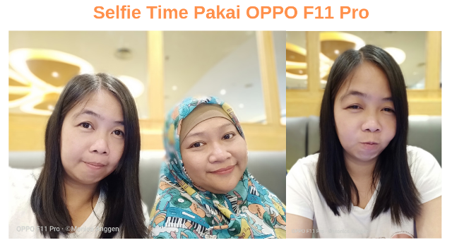OPPO F11 Pro Briliant Portrait in Low Light 48MP