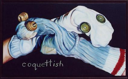 Coquettish Socks