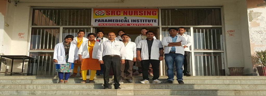 S R C Nursing & Paramedical Institute Image