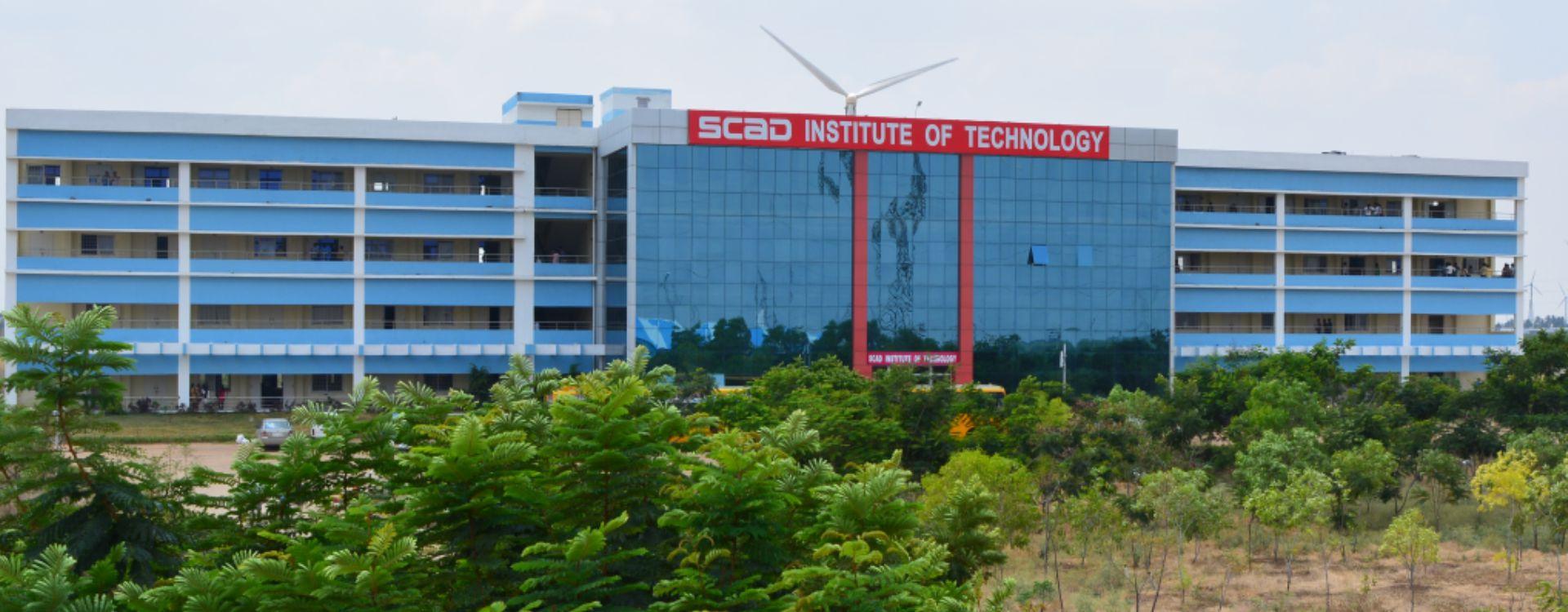 SCAD Institute of Technology, Palladam