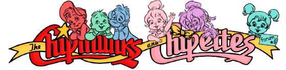 The Chipmunks and Chipettes Forum