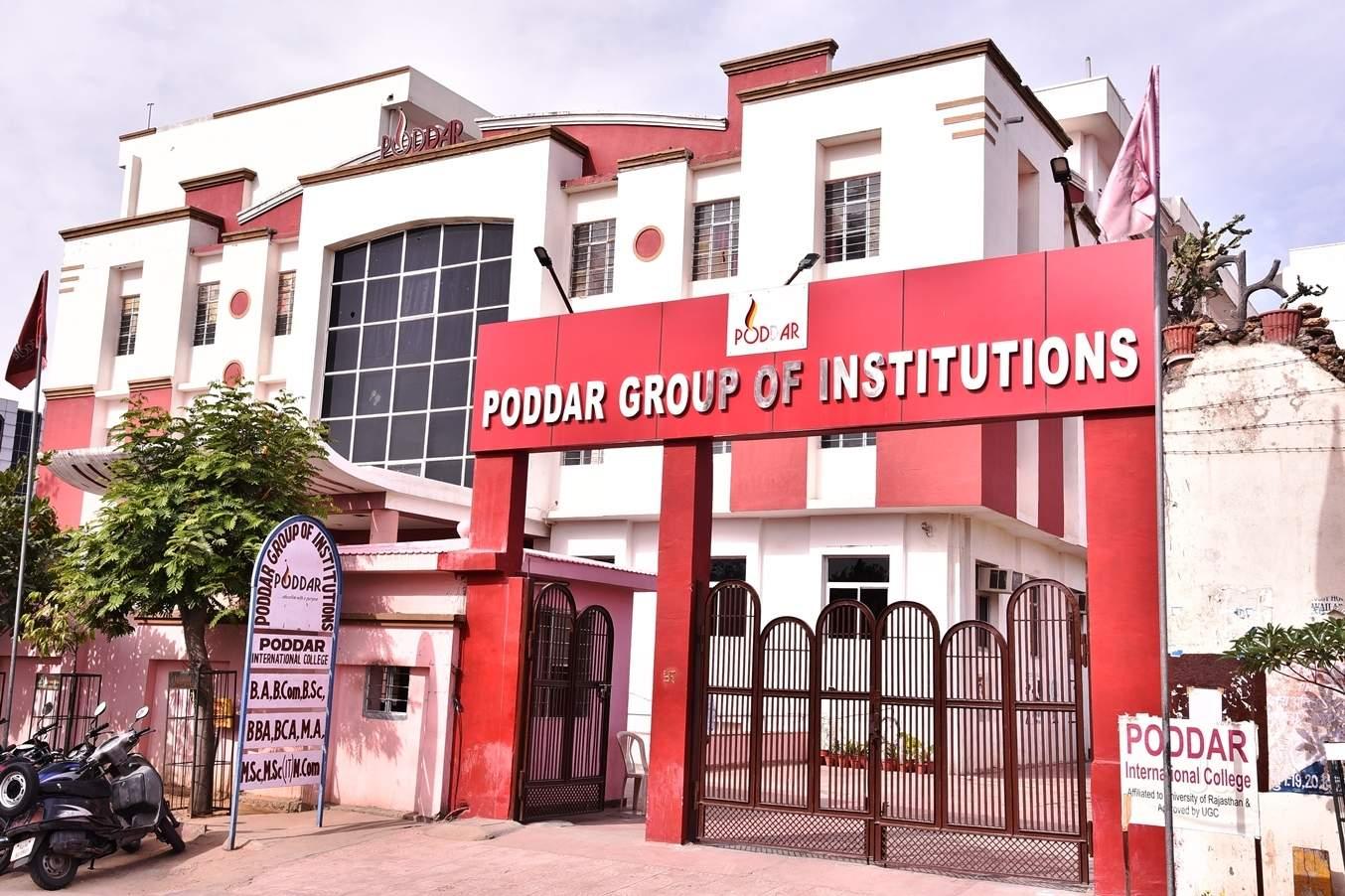 Poddar International College, Jaipur Image