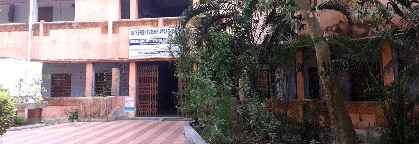Engineering Institute For Junior Executives